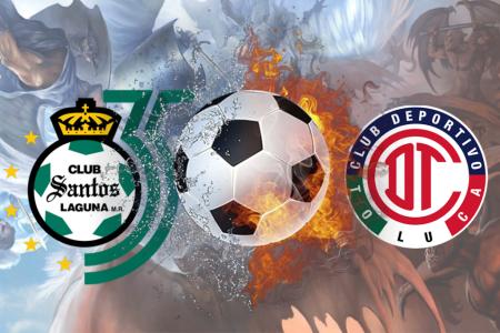 Horario Santos vs Toluca: Final de Ida de la Liga Mx Clausura 2018