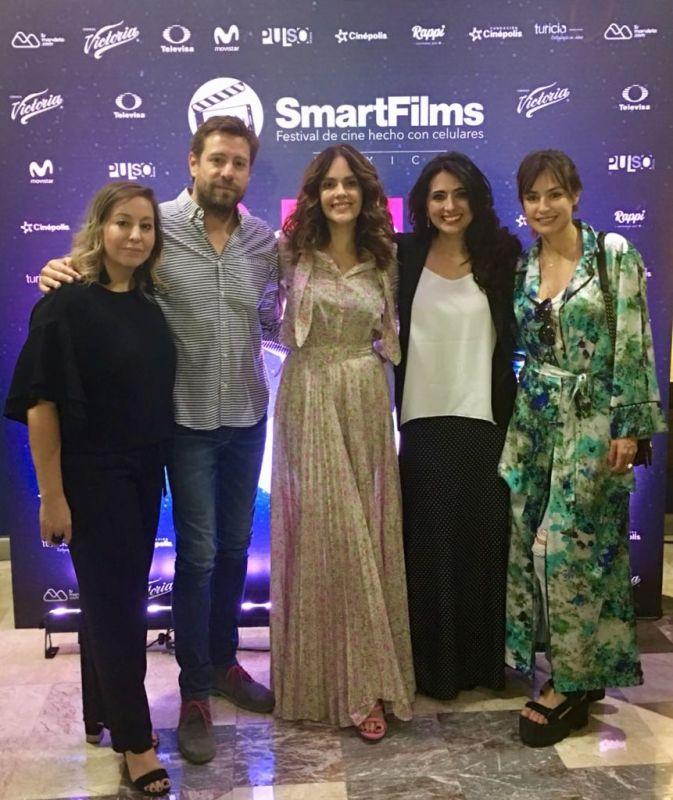 SmartFilms anuncia su primera edición en México y abre su convocatoria ¡Festival de cine hecho con celulares! - foto-smartfilms-673x800