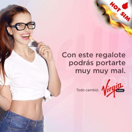 Llega el Hot SIM de Virgin Mobile ¡ganar hasta 1 año de servicio gratis!