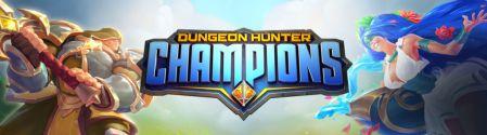 Lanzamiento del juego Dungeon Hunter Champions con LG