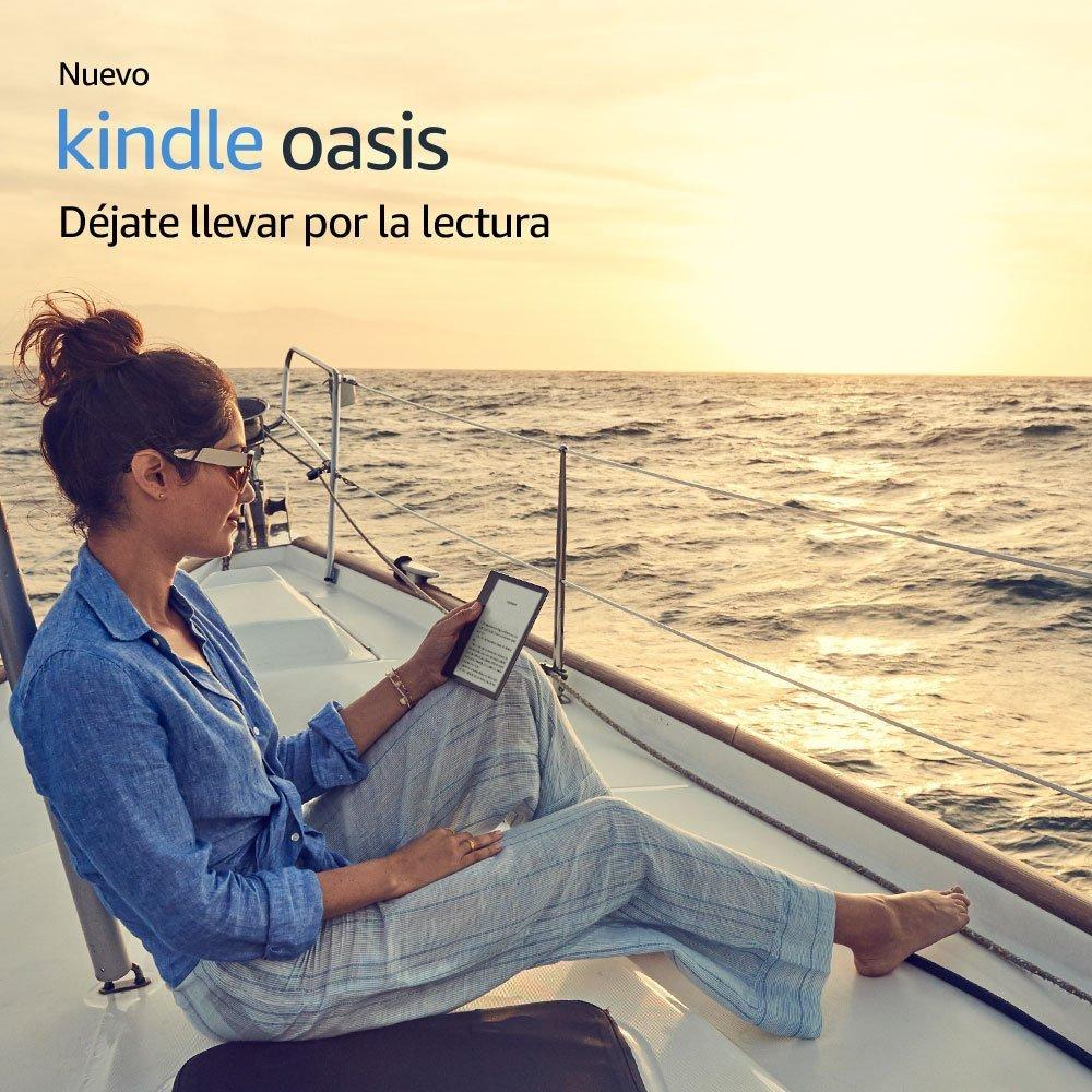 Libros para mamá que puedes encontrar en Amazon Kindle - kindle-oasis_amazon_1