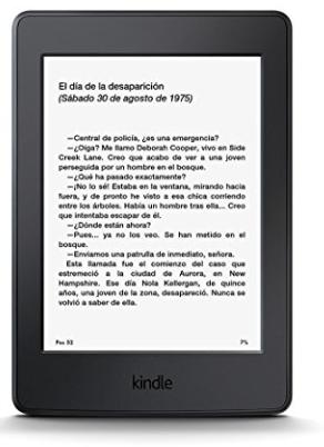 Libros para mamá que puedes encontrar en Amazon Kindle - kindle-paperwhite