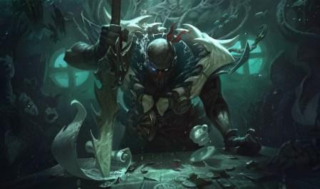 Nuevo campeón llega a League of Legends: Pyke