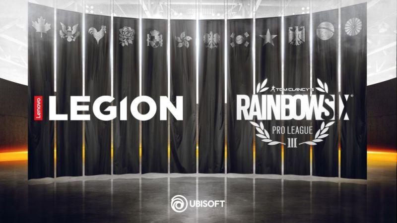 Lenovo Legion se anuncia como patrocinador oficial de PC y Monitores de Tom Clancy's Rainbow Six Siege Pro League - lenovo-legion_ubisoft-r6s-800x450