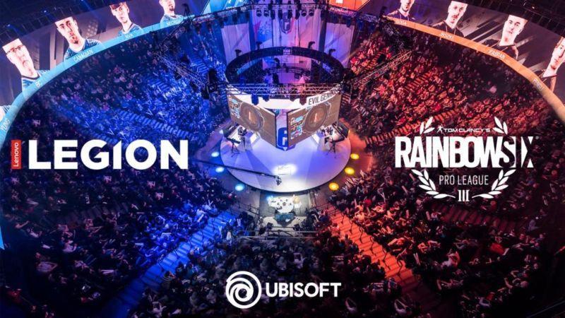 Lenovo Legion se anuncia como patrocinador oficial de PC y Monitores de Tom Clancy's Rainbow Six Siege Pro League - lenovo-legion_ubisoft-rainbow_six_pro_league_lll-800x450