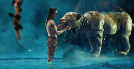 Cirque Du Soleil regresa a México con 'Luzia', un show que representa nuestro país
