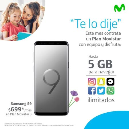 Promociones de Movistar para el día de las madres 2018 - mama-siempre-gana-con-movistar_5