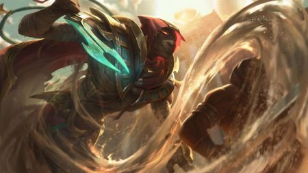 Pyke, y el evento de Azote de los Ahogados ¡disponibles en League of Legends!