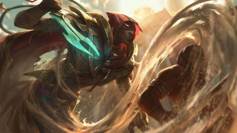 Pyke, y el evento de Azote de los Ahogados ¡disponibles en League of Legends! - pyke-800x450