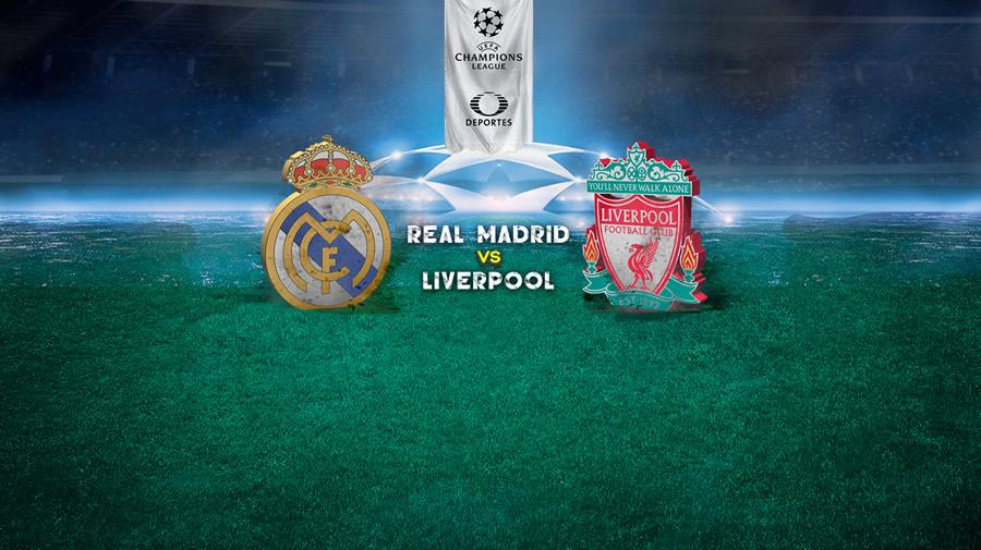 Real Madrid vs Liverpool, Final de Champions 2018 ¡En vivo por internet! - real-madrid-vs-liverpool-final-champions-2018-televisa