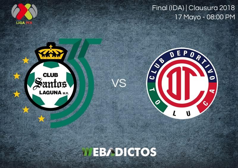 Santos vs Toluca, Final de Liga MX C2018 ¡En vivo por internet! - santos-vs-toluca-final-clausura-2018