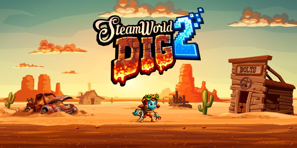SteamWorld Dig 2 ¡La aventura te espera bajo tierra! - steam-world-dig-2