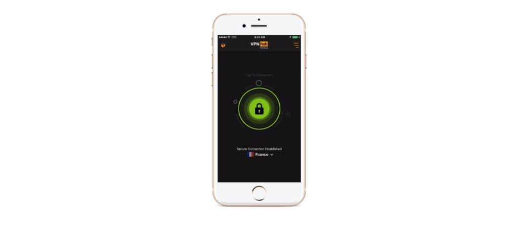 VPNHub: Pornhub entra al negocio de la navegación segura y anónima - vpnhub-app