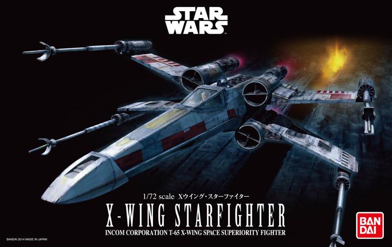 x wing starfighter star wars originals 2018 Bandai Hobby de Star Wars, nueva línea de juguetes para armar ¡llega a México!