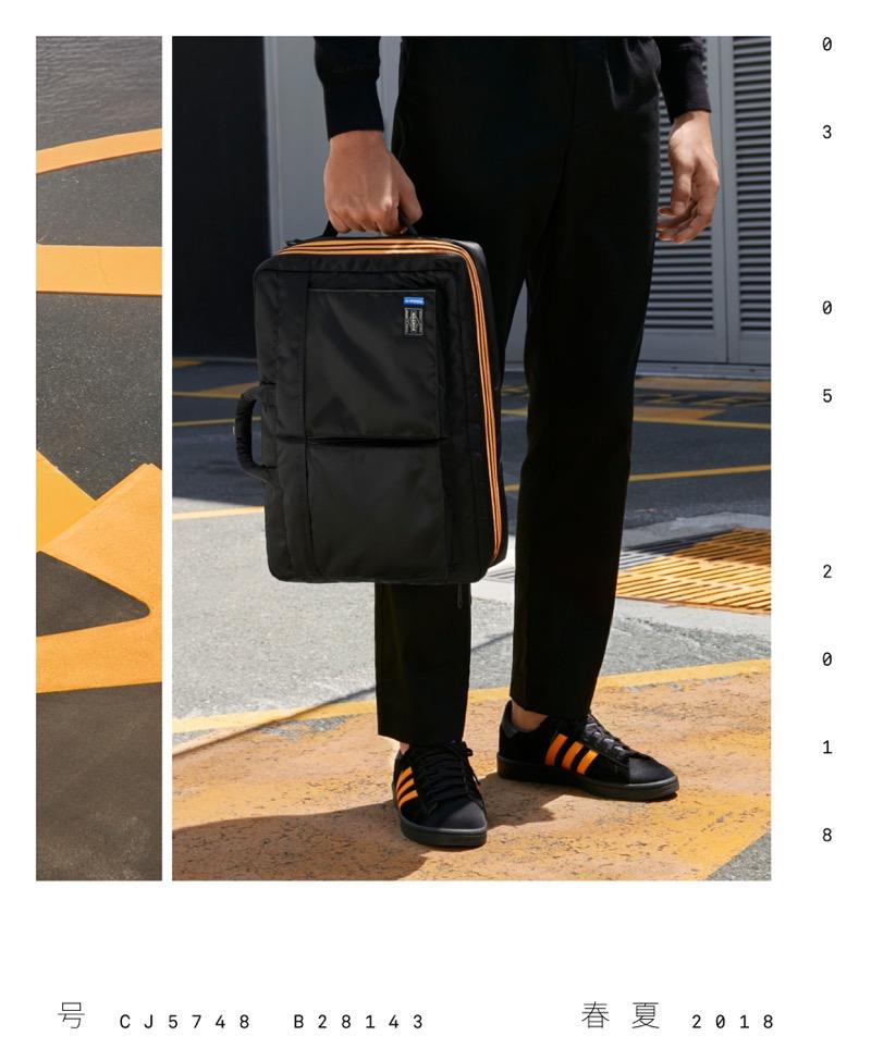 adidas Originals se asocia con la icónica marca japonesa de equipaje: PORTER - adidas-originals-by-porter_1