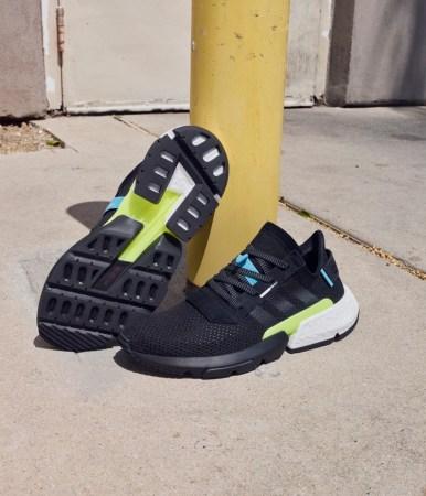 adidas Originals lanza P.O.D. System, silueta inspirada del running de los años 90