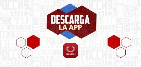 App de Televisa Deportes: Para ver el mundial en tu celular o tablet (iOS y Android)