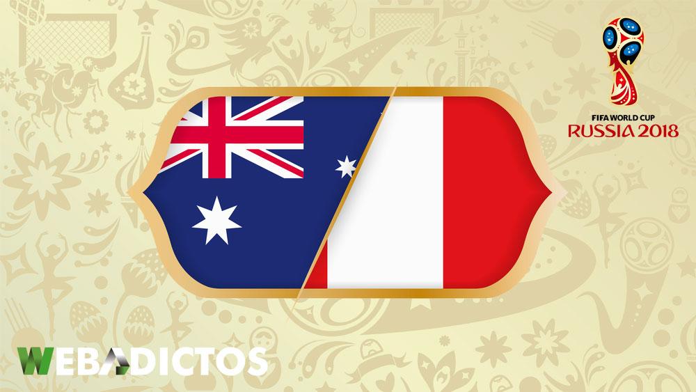 Australia vs Perú, Mundial Rusia 2018 ¡En vivo por internet! - australia-vs-peru-mundial-rusia-2018