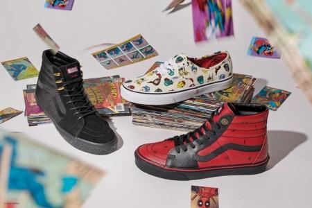 Colección Vans x Marvel: calzado, ropa y accesorios de los personajes icónicos del Universo Marvel - coleccion-vans-x-marvel-_3