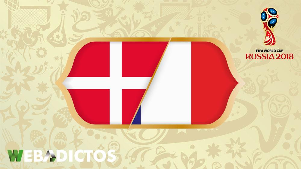 Dinamarca vs Francia, Mundial 2018 ¡En vivo por internet! - dinamarca-vs-francia-mundial-2018