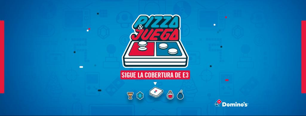 """Domino's presenta """"Pizza y Juega"""" ofrecerá experiencias únicas para los fanáticos de los videojuegos - dominos-pizza-y-juega"""