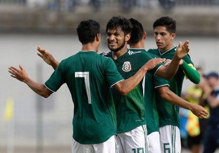 México vs Inglaterra Sub-21, Final Esperanzas de Toulon 2018 ¡En vivo por internet!