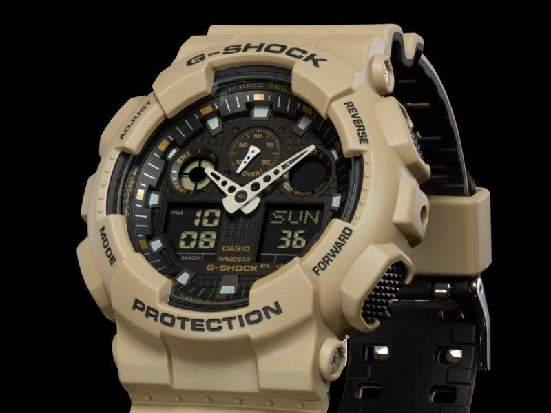 [TRIVIA] Participa para ganar un reloj G-SHOCK - ga-100l-8a_01-800x600