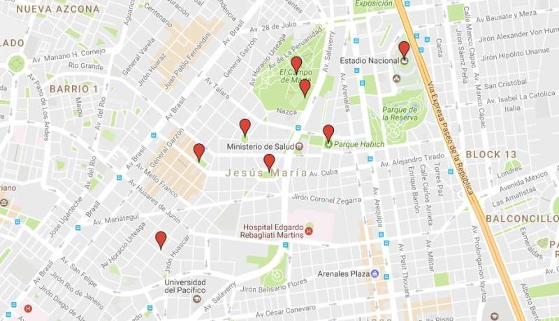 Las 5 mejores apps con GPS para viajeros - google-maps-800x459