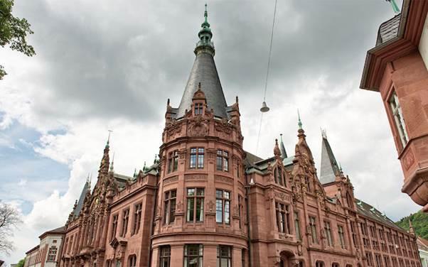 5 ciudades europeas con el mejor ambiente universitario - heidelberg