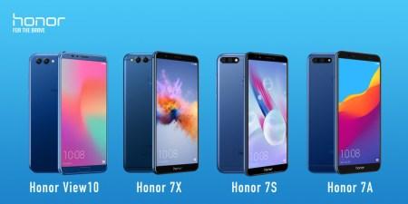Honor llega a México ¡conoce los 4 smartphones que llegan al país!