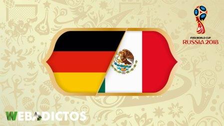 A qué hora juega México vs Alemania en el Mundial 2018 y en qué canal verlo