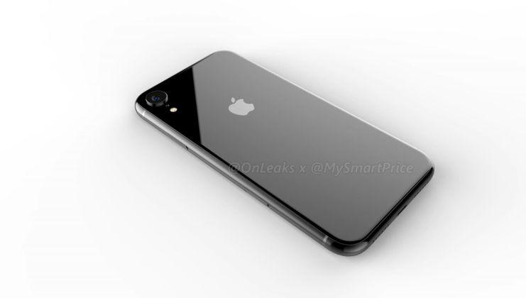 """Así podría lucir el iPhone X 2018 """"económico"""", de acuerdo a renders - ipx-61-back"""