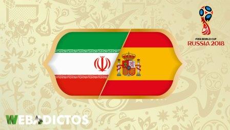 Irán vs España, Mundial Rusia 2018 ¡En vivo por internet! | Grupo B