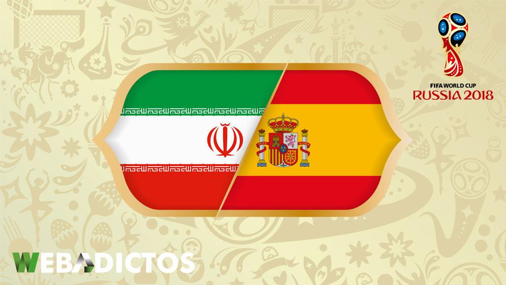 Irán vs España, Mundial Rusia 2018 ¡En vivo por internet! | Grupo B - iran-vs-espana-mundial-2018