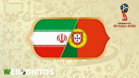 Irán vs Portugal, Mundial Rusia 2018 ¡En vivo por internet!