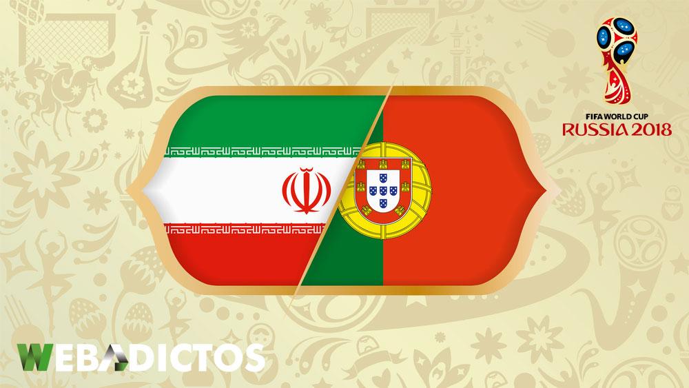 Irán vs Portugal, Mundial Rusia 2018 ¡En vivo por internet! - iran-vs-portugal-mundial-2018