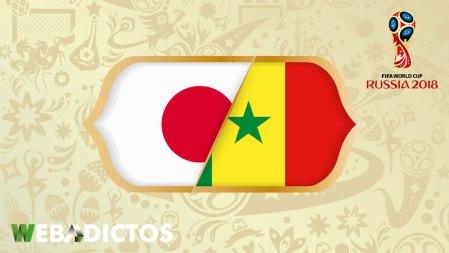 Japón vs Senegal, Grupo H del Mundial 2018 ¡En vivo por internet!