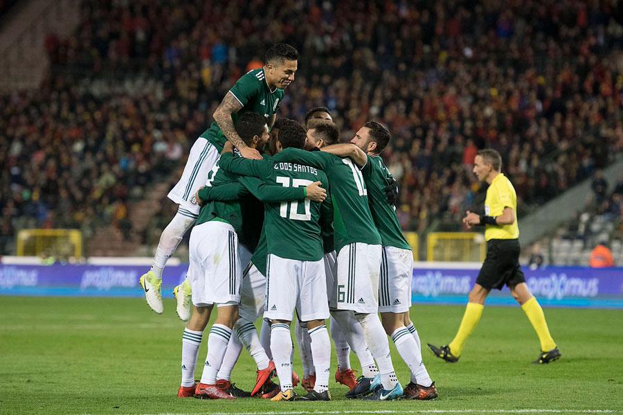 México vs Escocia, Amistoso para Rusia 2018 ¡En vivo por internet! - mexico-vs-escocia-2018