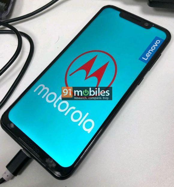 Motorola One Power: la firma adoptaría el notch en su próximo equipo con Android One - moto-op-live-image