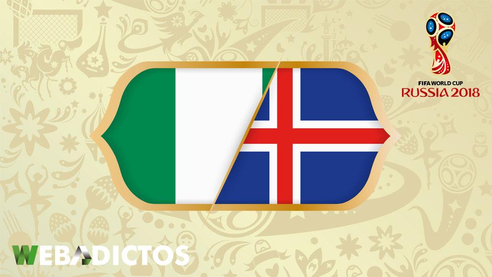 Nigeria vs Islandia, Mundial Rusia 2018 ¡En vivo por internet! - nigeria-vs-islandia-mundial-2018