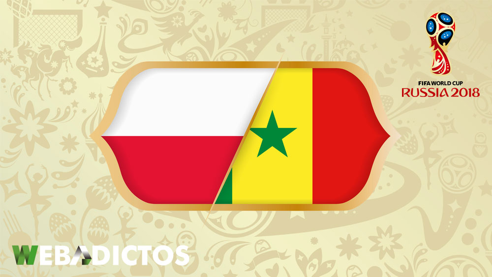 Polonia vs Senegal, Mundial Rusia 2018 ¡En vivo por internet! | Grupo H - polonia-vs-senegal-mundial-rusia-2018