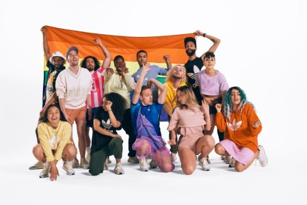 Be original and proud! Celebra este Pride con adidas Originals