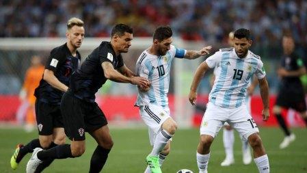 Ve la repetición de Argentina vs Croacia en el Mundial 2018 ¡Completo!