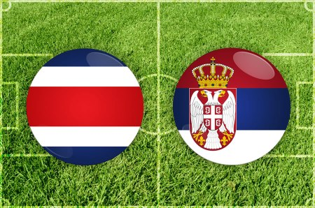 Ve la repetición de Costa Rica vs Serbia completo del Mundial 2018