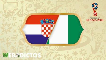 Ve la Repetición de Croacia vs Nigeria en el Mundial 2018 completo