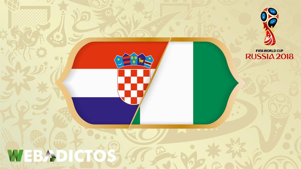 Ve la Repetición de Croacia vs Nigeria en el Mundial 2018 completo - repeticion-croacia-vs-nigeria-mundial-2018