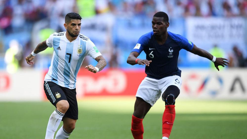 Ve la repetición de Francia vs Argentina completo, en el Mundial 2018 - repeticion-francia-vs-argentina-mundial-2018