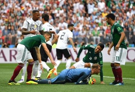 Ve la repetición de México vs Alemania en Mundial Rusia 2018 ¡Completo!