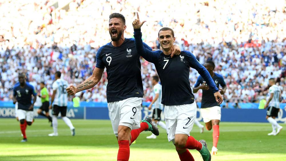 Ve la repetición de Francia vs Argentina completo, en el Mundial 2018 - repeticion-partido-completo-argentina-vs-francia-2018