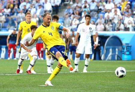 Ve la repetición de Suecia vs Corea completo, en el Mundial 2018